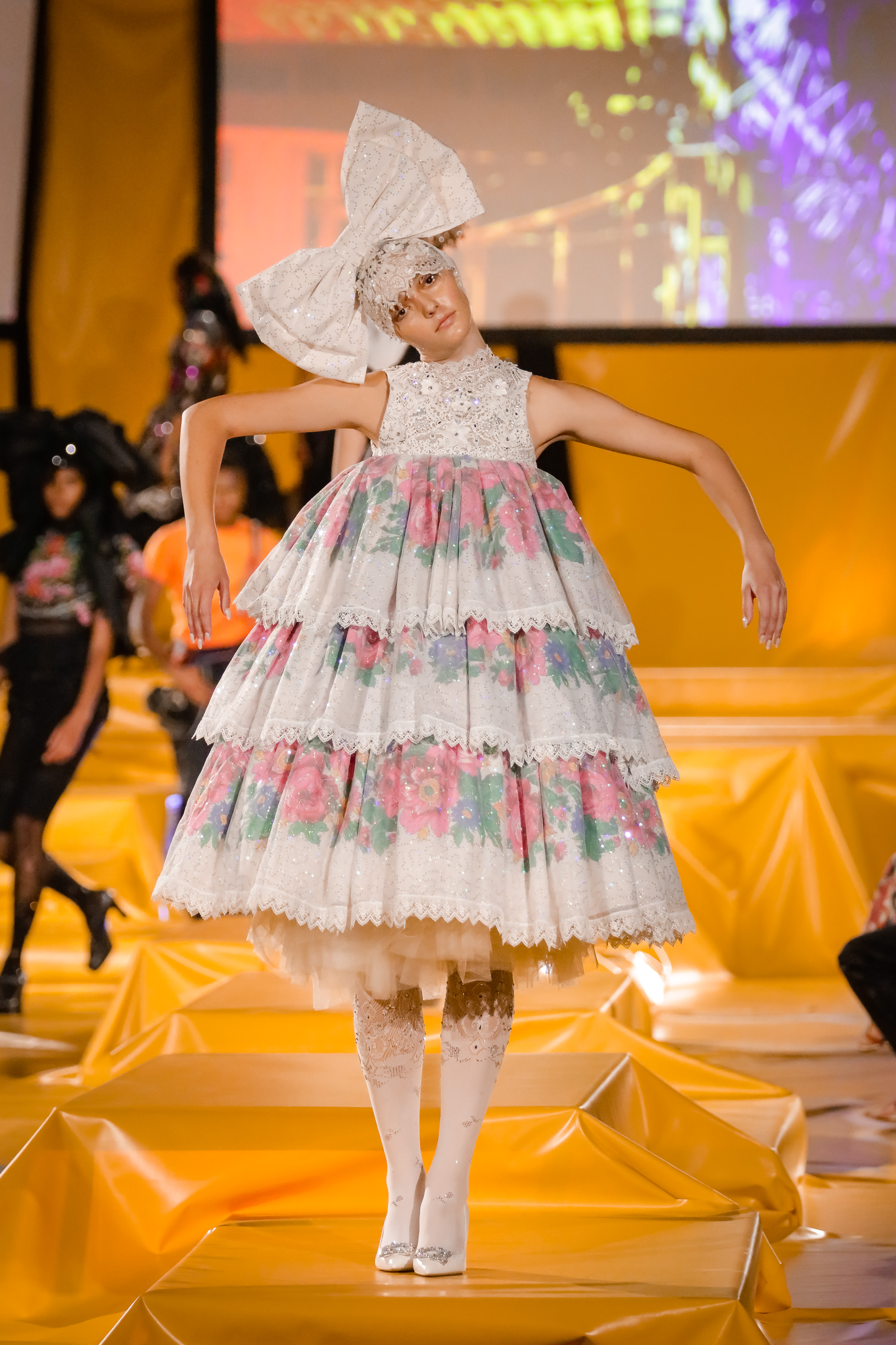 Designer: Austrian Fashion Association presents Austrian Fashion Awards 2020 , unknown model